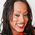 Aaliyah. Hot passable tranny babe!